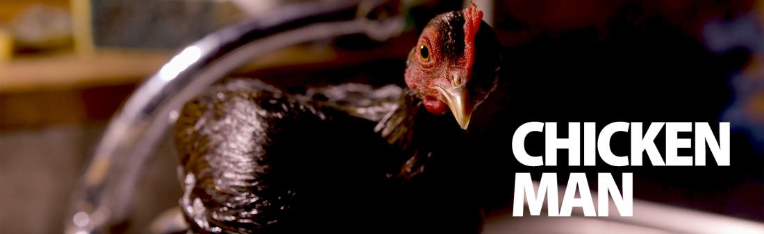 Northern Docs BBC Three Shorts Scheme Film - Chicken Man by Danielle Giddins